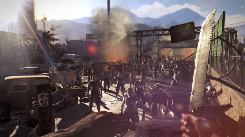 Środowisko gry jest ogromone i pozwala na swobodną eksplorację.
