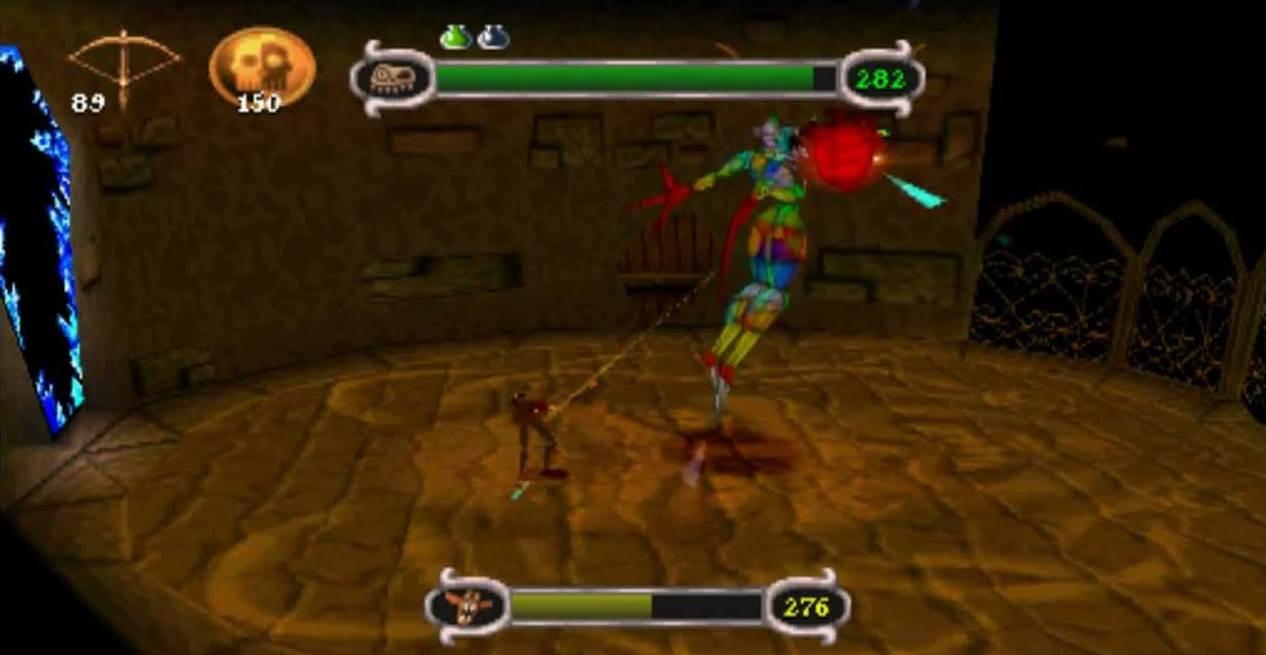 Jeden z najlepszych bohaterów ery pierwszego PlayStation!