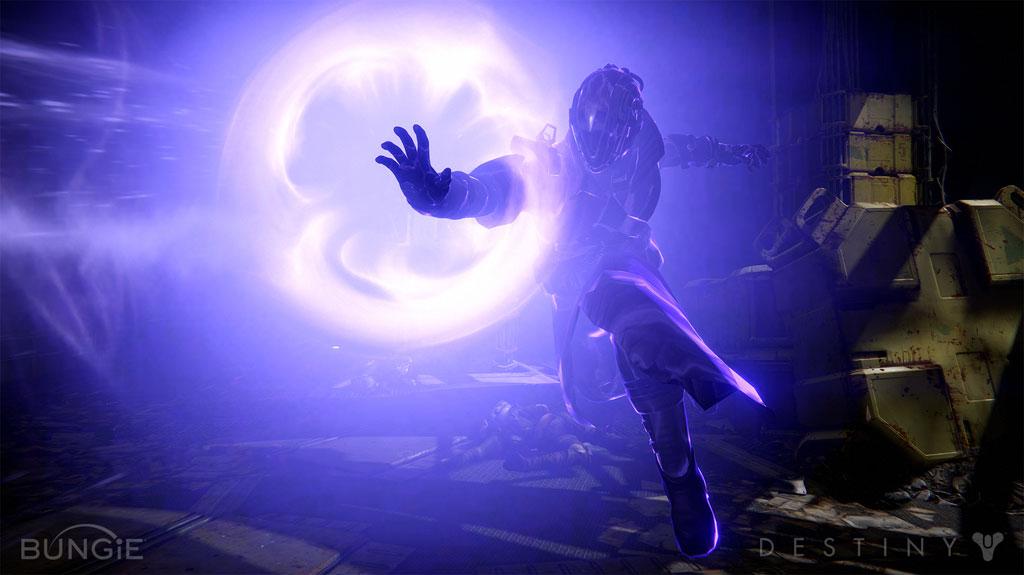 Destiny wprowadzi ciekawe klasy bohaterów, których dodatkowo będziecie mogli rozwijać!