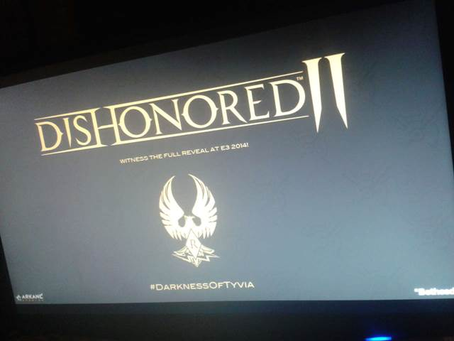 Dishonored II - czekamy!
