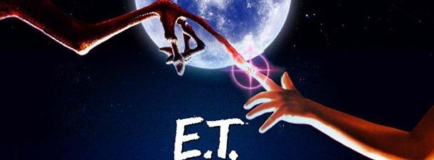 E.T. to klasyka kina i jeden z najlepszych filmów Stevena Spielberga.