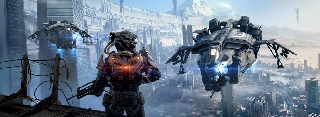 Killzone: Shadow Fall to aktualnie jedna z najładniejszych gier na konsolę PlayStation 4.