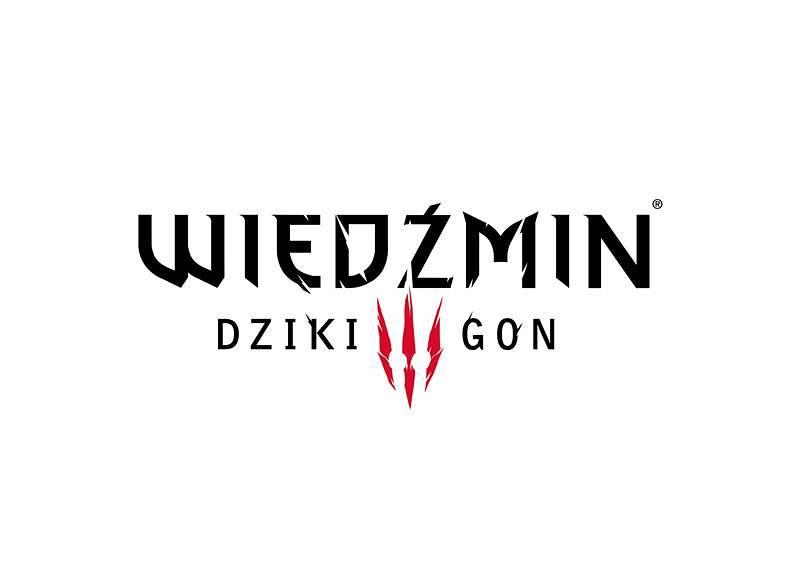 Nowy logotyp Wiedźmin 3: Dziki Gon.