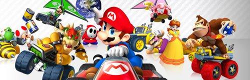 Mario Kart to jedna z bardziej popularnych gier firmy Nintendo, która trafiła na konsolę Wii U.