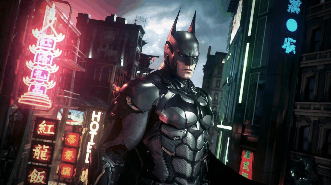 Jedną z największych zalet nowego Batmana będzie oprawa graficzna!
