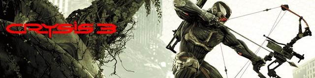 Crysis 3 cechuje bardzo wysokiej jakości oprawa wizualna, jak również charakterystyczne otoczenie. Gra jest oparta o rewelacyjny silnik Cry Engine.