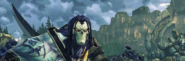 W grach z serii Darksiders wcielaliśmy się jak dotąd w postać Wojny oraz Śmierci.