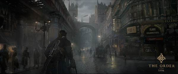 The Order 1886 przeniesie nas w klimaty steam-punku, tylko na PlayStation 4.