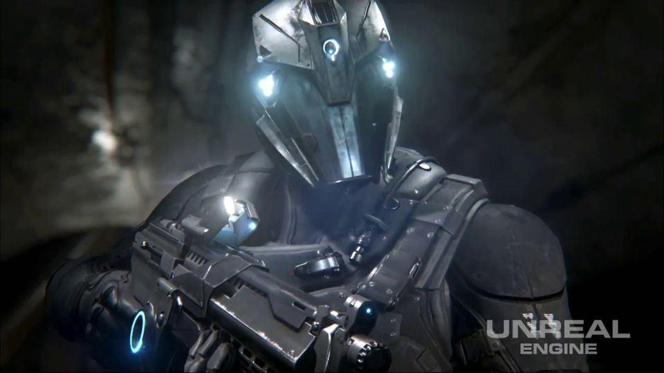 Unreal Engine 4 w akcji robi wrażenie!