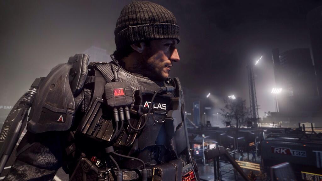 Egzoszkielet ma być główną atrakcją nowej odsłony Call of Duty!