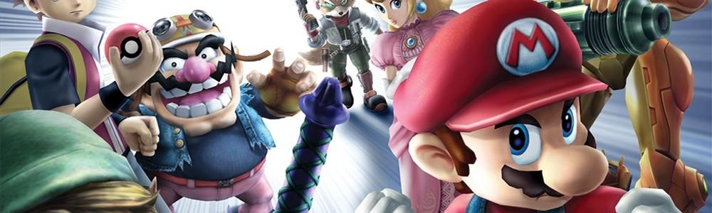 W Smash Bros. zetrą rękawice wszyscy bohaterowie gier Nintendo i nie tylko!