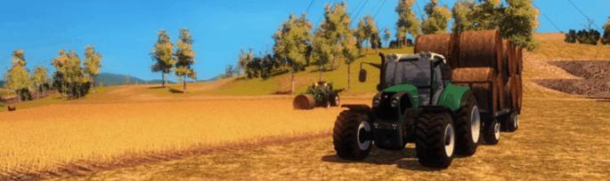 Symulator Farmy to niezwykle popularny tytuł wśród graczy komputerowych. Pozwala wcielić się w nowoczesnego rolnika i zbudować ogromny majątek.