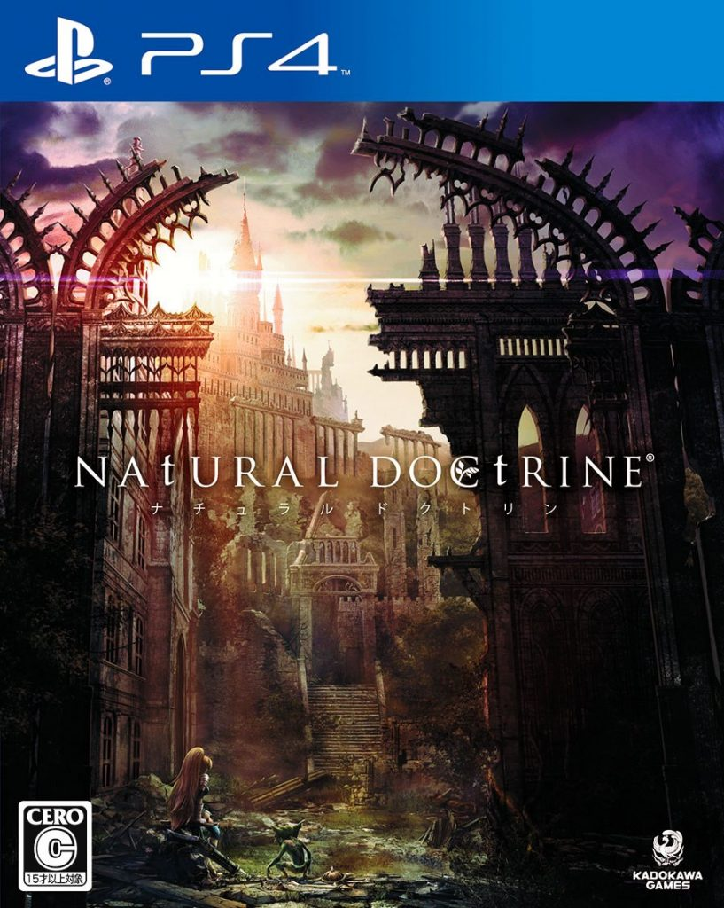 Natural Doctrine w wersji na PlayStation 4.