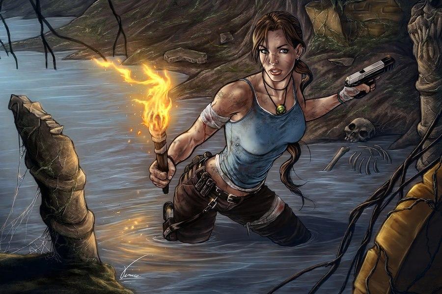 Lara Croft będzie główną atrakcją Games with Gold w marcu?