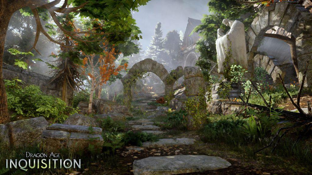 Dragon Age: Inkwizycja ma się cechować wielkimi przestrzeniami i obszarami do eksploracji.