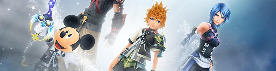Kingdom Hearts to połączenie baśni i bajek Disney'a z twórczością Square Enix.