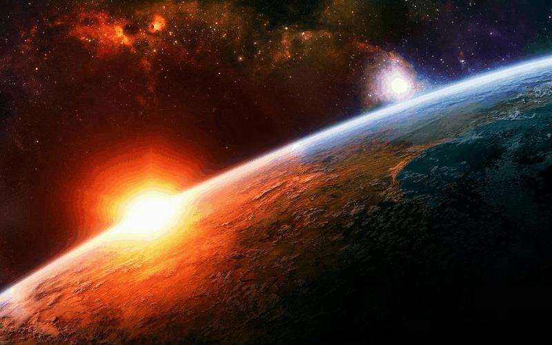 Jedna z planet w Mass Effect 4?