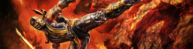Mortal Kombat to bardzo zasłużona, oraz seria z wieloletnią tradycją.