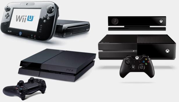 Aktualnie na rynku liczą się dwie konsole - PlayStation 4 oraz Xbox One. Pamiętajmy jednak o Wii U, które zaczyna się powoli rozkręcać.