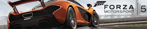 Forza Motorsport 5 to jedna z najlepszych gier wyścigowych na rynku, dostępna tylko na Xbox One.