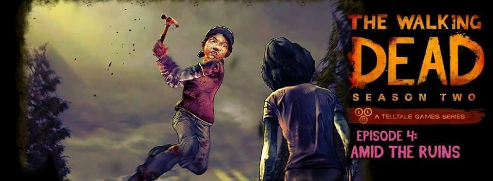 Amid the Ruins to czwarty z kolei odcinek drugiego sezonu gry The Walking Dead.