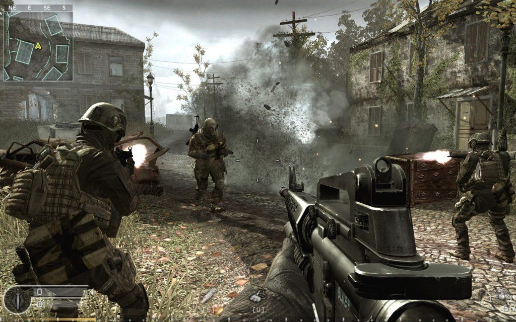 Call of Duty: Modern Warfare w pełnej krasie!