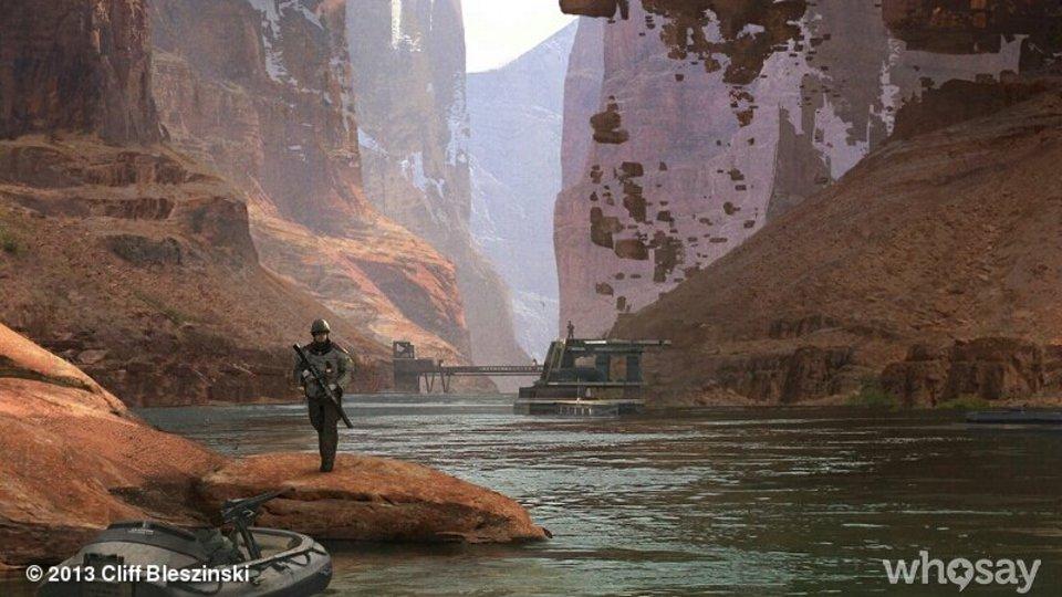 Tajemniczy projekt twórcy Gears of War. Pierwsze zdjęcie nie robi szczególnego wrażenia.