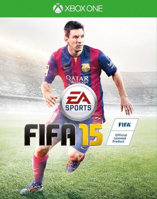 FIFA 15 w wersji na Xbox One.