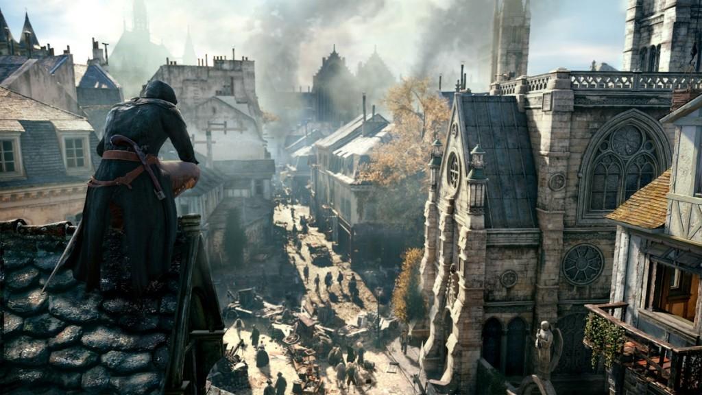 Assassin's Creed: Unity zabierze nas na uliczki Paryża w trakcie Rewolucji Francuskiej.