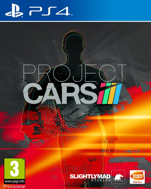Project CARS w wersji na PlayStation 4.