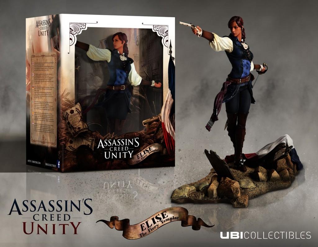 Świetna oferta dla kolekcjonerów oraz fanów Assassin's Creed: Unity.