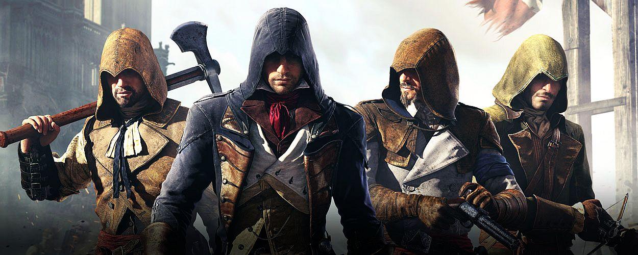 Assassin's Creed Unity oparte jest o nowy silnik graficzny, który przystosowano do PlayStation 4 i Xbox One.