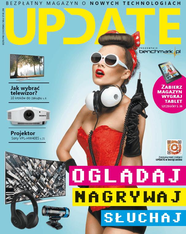 Najnowszy numer magazynu Update!