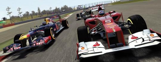 F1 2014 pozwoli na pokierowanie licencjonowanymi bolidami sezonu F1.