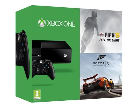 Xbox One - zestaw bez sensora Kinect 2.0.