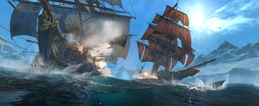 Assassin's Creed: Rogue to kolejny ukłon fanów, którzy polubili żeglarstwo w Black Flag.