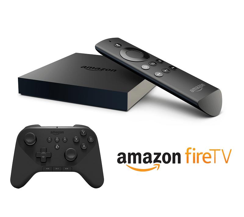 Pamiętajmy również o tym, że Amazon posiada własną konsolę do gier - Amazon Fire Tv.