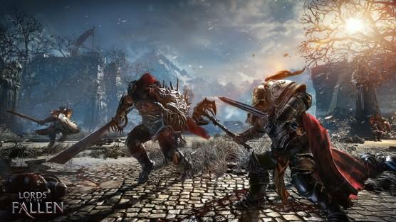 Tomasz Gop, producent gry Lords of the Fallen, ma duże doświadczenie w produkcji gier wideo. Jest on współtwórcą marki Wiedźmin.