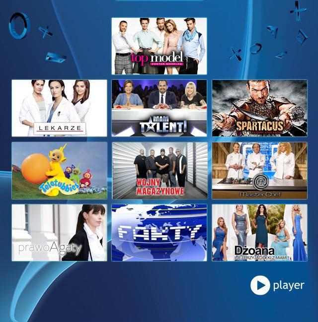 TVNplayer to teraz Player.pl. Aplikacja zawiera ciekawą ofertę programową.