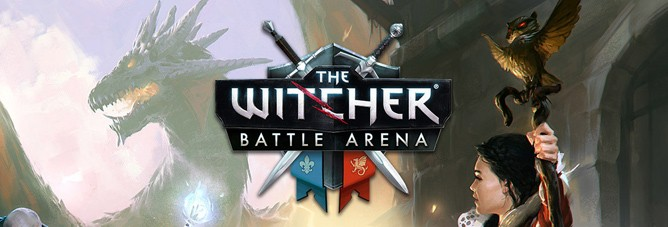 The Witcher: Battle Arena to szturm firmy CD Projekt RED na gatunek MOBA.