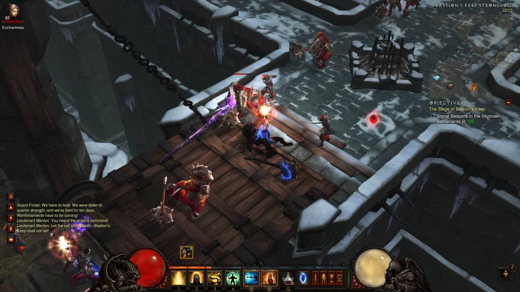 Oprawa graficzna oraz stylistyka, to główne atuty gry Diablo III.