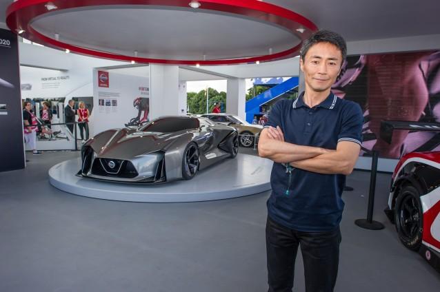 Kazunori Yamauch to twórca marki Gran Turismo.