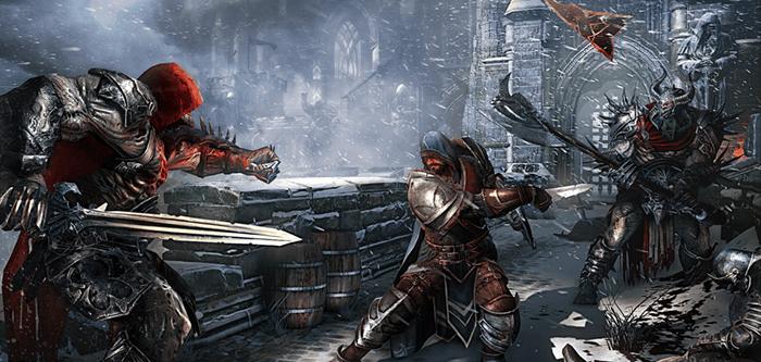 Lords of the Fallen koncentruje się na dynamicznym i przemyślanym systemie walki.