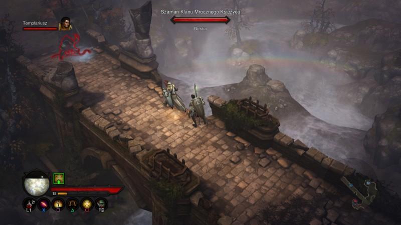 Diablo III: Reper of Souls -  Ultimate Evil Edition zabierze nas we wspaniałą przygodę po tajemniczych krainach.