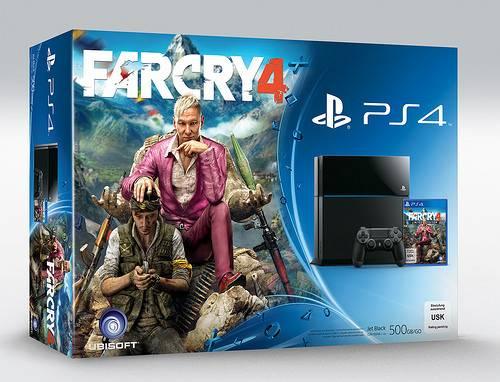 PlayStation 4 wraz z grą Far Cry 4, ktoś zainteresowany?