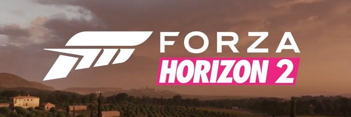 Forza Horzion 2 to jedna z najlepszych gier wyścigowych w bibliotece Xbox One!