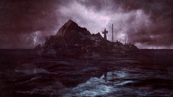 Lokacja z Resident Evil Revelations 2 zapowiada się mrocznie i klimatycznie.