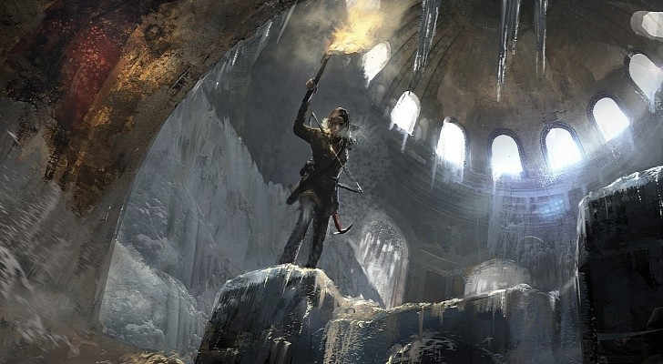 Rise of the Tomb Raider zabierze nas do tajemniczych, mrocznych i starożytnych ruin?