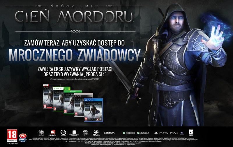 Warto się zainteresować tą edycją Middle-earth: Shadow of Mordor!
