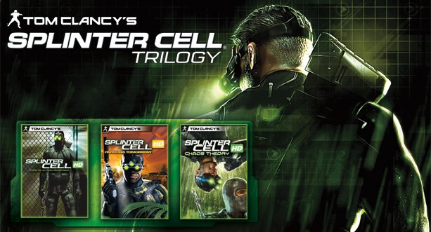 Pierwsze trzy części Splinter Cell to również klasyka, którą warto sobie odświeżyć dzięki Trylogii.